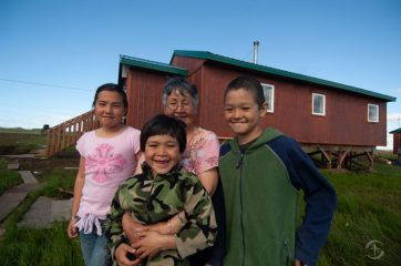 Through building projects in Alaska villages we are helping to reach future generations with the Gospel.
