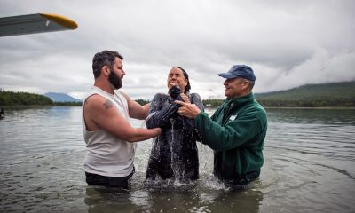 Each week in Alaska for nine summers God has been faithful to transform lives and marriages.
