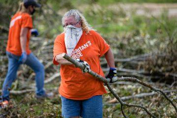 Denise Hoggard is among our volunteers in Windsor.