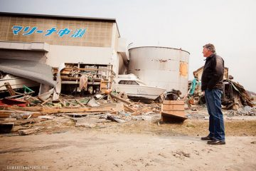 Franklin Graham visited the devastated areas of Japan to assess the country's needs for recovery.