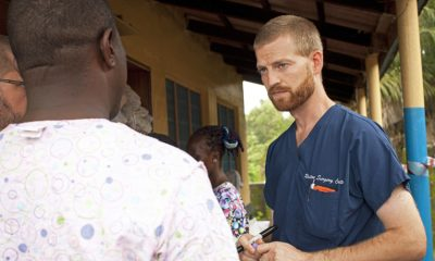 Dr. Brantly had just started serving as a Samaritan's Purse World Medical Mission Post-Resident in Liberia when Ebola broke out in the west African nation.