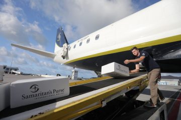 We airlifted tons of relief to Caribbean islands after hurricanes Irma and Maria barreled through the region destroying whole communities in a single fatal blow.