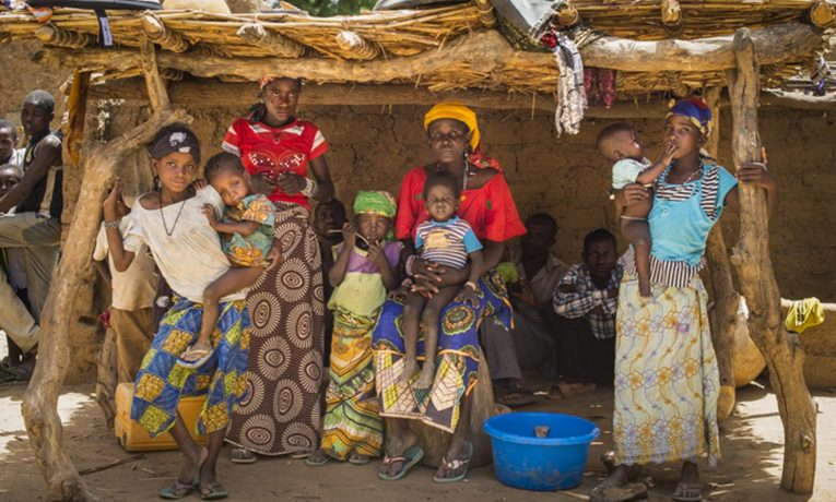 A new health center in Niger provides villages with medical care, including new capacity for maternal child health.