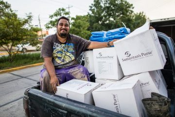 Relief supplies are going to those in need in Honduras.
