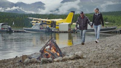 Army Sergeant Ian and Maria Hunt came to Samaritan Lodge Alaska in search of a miracle to heal their marriage.