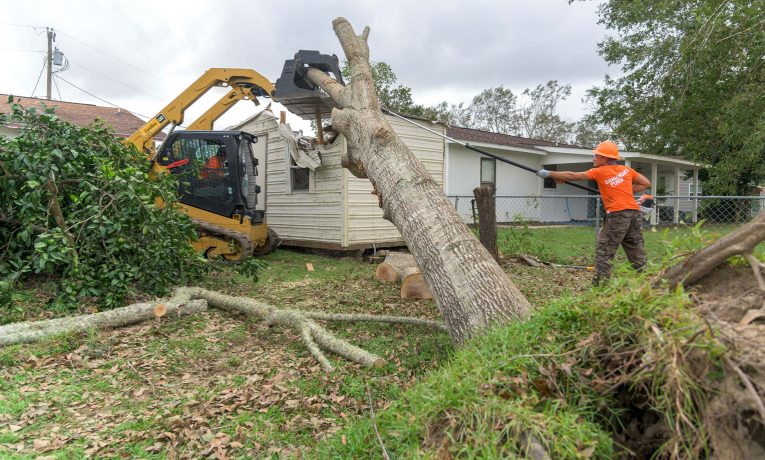 Samaritan's Purse volunteers assisted nearly 700 homeowners during this response.