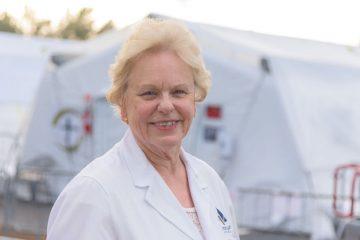 Penny Hammer, director of nursing services at Antelope Valley Hospital