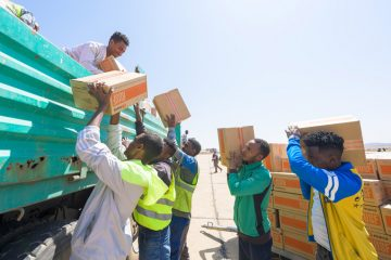 Our teams are preparing to deliver emergency food this week to suffering communities in Ethiopia's Tigray region.