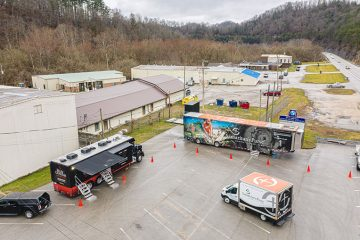 Samaritan's Purse and the Billy Graham Evangelistic Association are responding in eastern Kentucky.