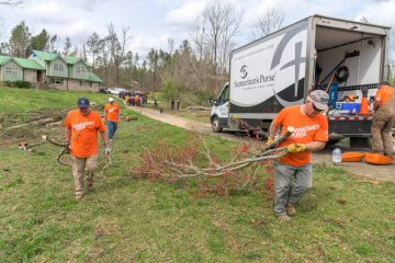 Our teams are hard at work in Alabama and Georgia after last week's deadly storms.
