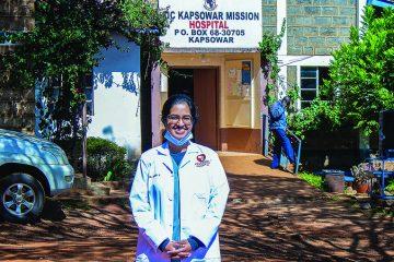 Dr. Caren Abraham is a Post-Resident serving at Kapsowar.