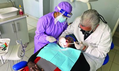 Dentists at Kapsowar Mission Hospital in Kenya are changing lives and sharing the Good News of Jesus Christ.