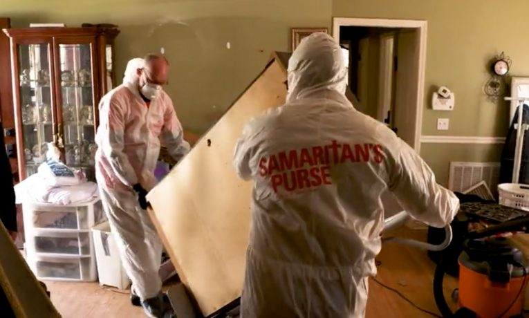 Samaritan's Purse is working in Nashville where flash floods have devastated Middle Tennessee communities.