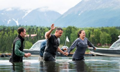 Military couples experience spiritual transformation with Samaritan's Purse at Samaritan Lodge Alaska.