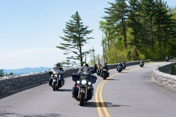 This year marks the 10th year of the High Country Warrior Ride.