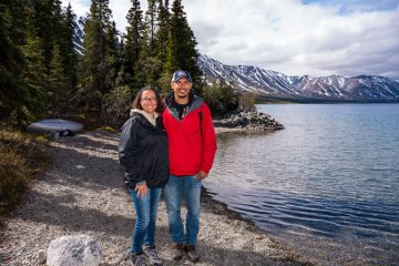 The Mercados experienced spiritual renewal in Alaska.