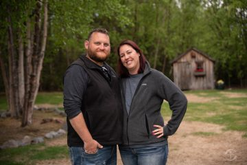 Russell and Kerry came to Alaska because they wanted to grow closer to God and to strengthen their marriage.