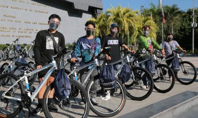 Samaritan's Purse provided bicycles to help young adults living in poverty gain employment in the food delivery industry.