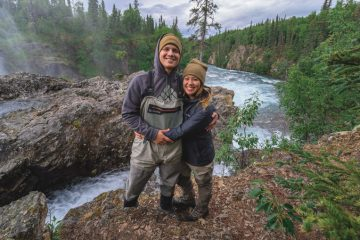 All the experiences and Biblically based marriage training at Samaritan Lodge Alaska culminated in a new understanding of each other.