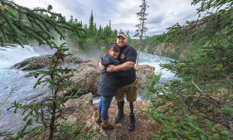 Marine Corporal Tim Read and his wife, Anh, left old burdens behind and received tools for a stronger marriage in Alaska.