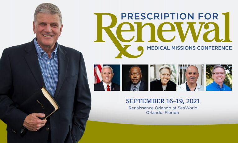 Come hear from an outstanding lineup of speakers at this year's Prescription for Renewal!