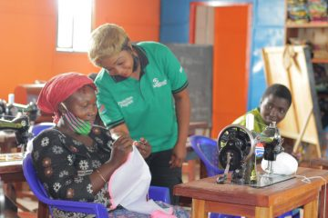 Our instructors provide useful instruction and also emotional and spiritual to the many struggling women they serve.