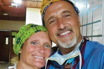 Ellen and Iyad are serving together in medical missions for God's glory.