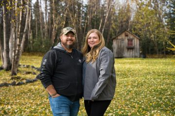 The Yorks also experienced new life in Christ in Alaska, recommitted their marriage to God, and were baptized in Lake Clark.