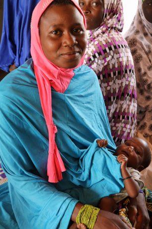 Niger maternity ward