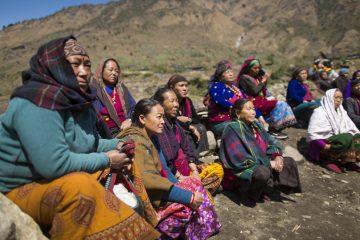 Samaritan's Purse built the Gorkha women's group a house to use for their meetings.