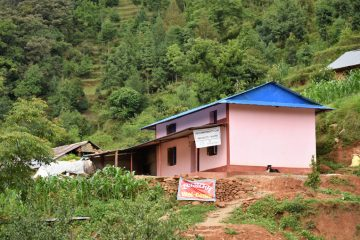 Earthbag homes are strong, earthquake-resistant structures.